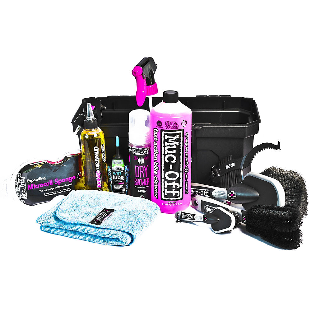 Kit de limpieza Muc-Off CRC Pro II - Exclusivo