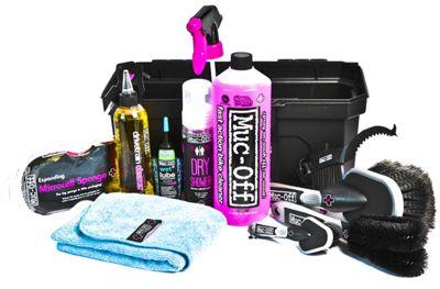 Kit de limpieza Muc-Off CRC Pro II - Exclusivo