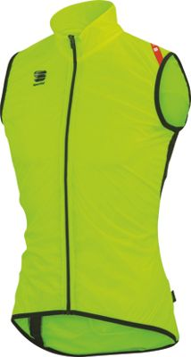 Chaleco Sportful Hot Pack 5 - Amarillo fluorescente - Negro