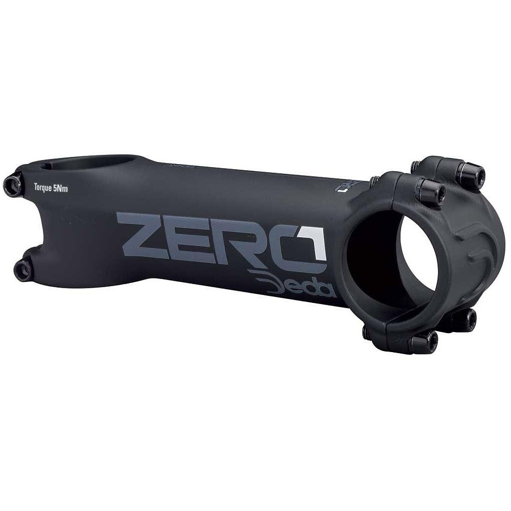 Deda Elementi Zero1 Road Stem - Black - Black - 7 Degrees, Black - Black