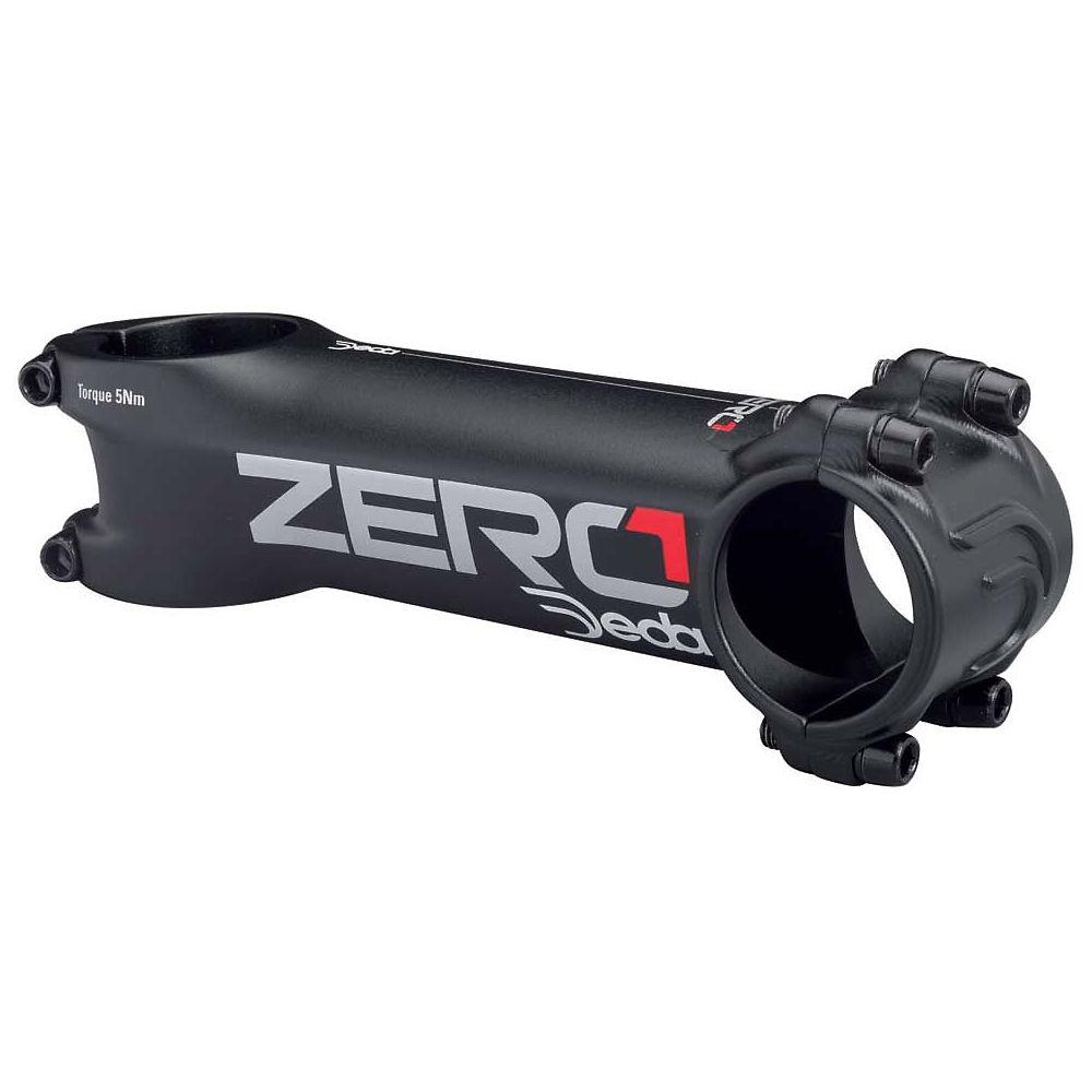 Deda Elementi Zero1 Road Stem - Black - 7 Degrees, Black