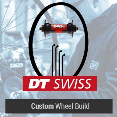 Rueda a la carta delantera de carretera DT Swiss