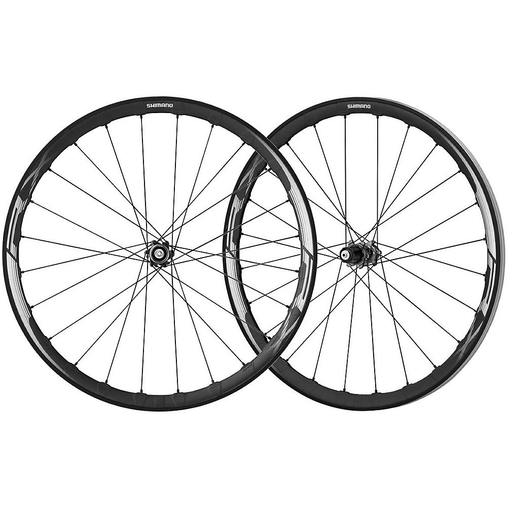 Juego de ruedas de disco de carretera Shimano RX830