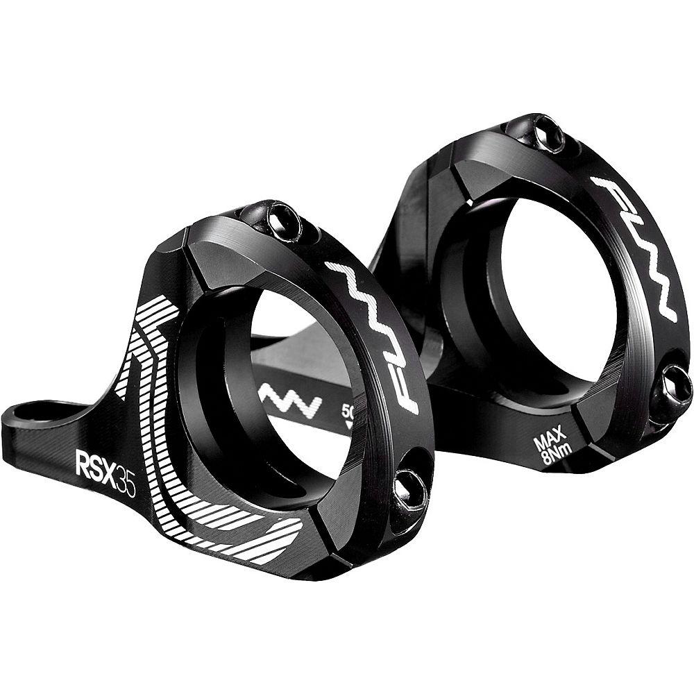 Funn Rsx 35 Direct Mount Stem - Black - 15 Degrees  Black