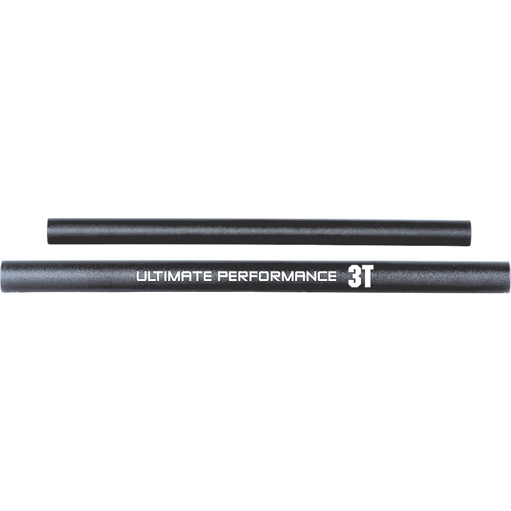 3T Straight Bar Extensions - Pro - Black - 22.2mm, Black