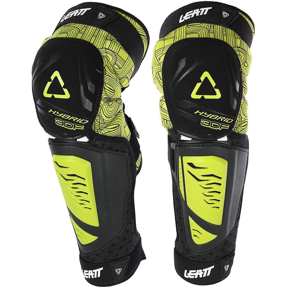 Leatt Knee and Shin Guard 3DF Hybrid 2018