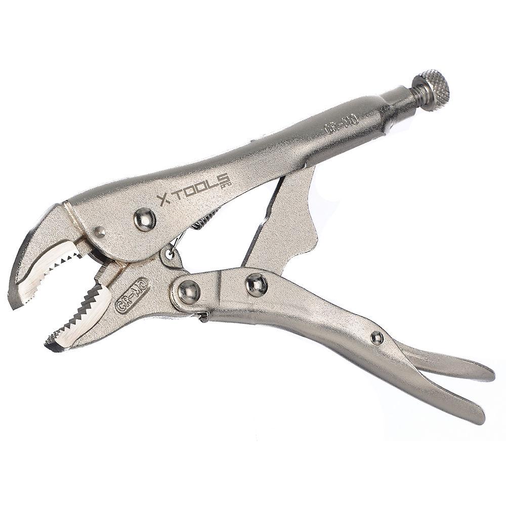 Alicates X-Tools Pro Vice - Plata, Plata