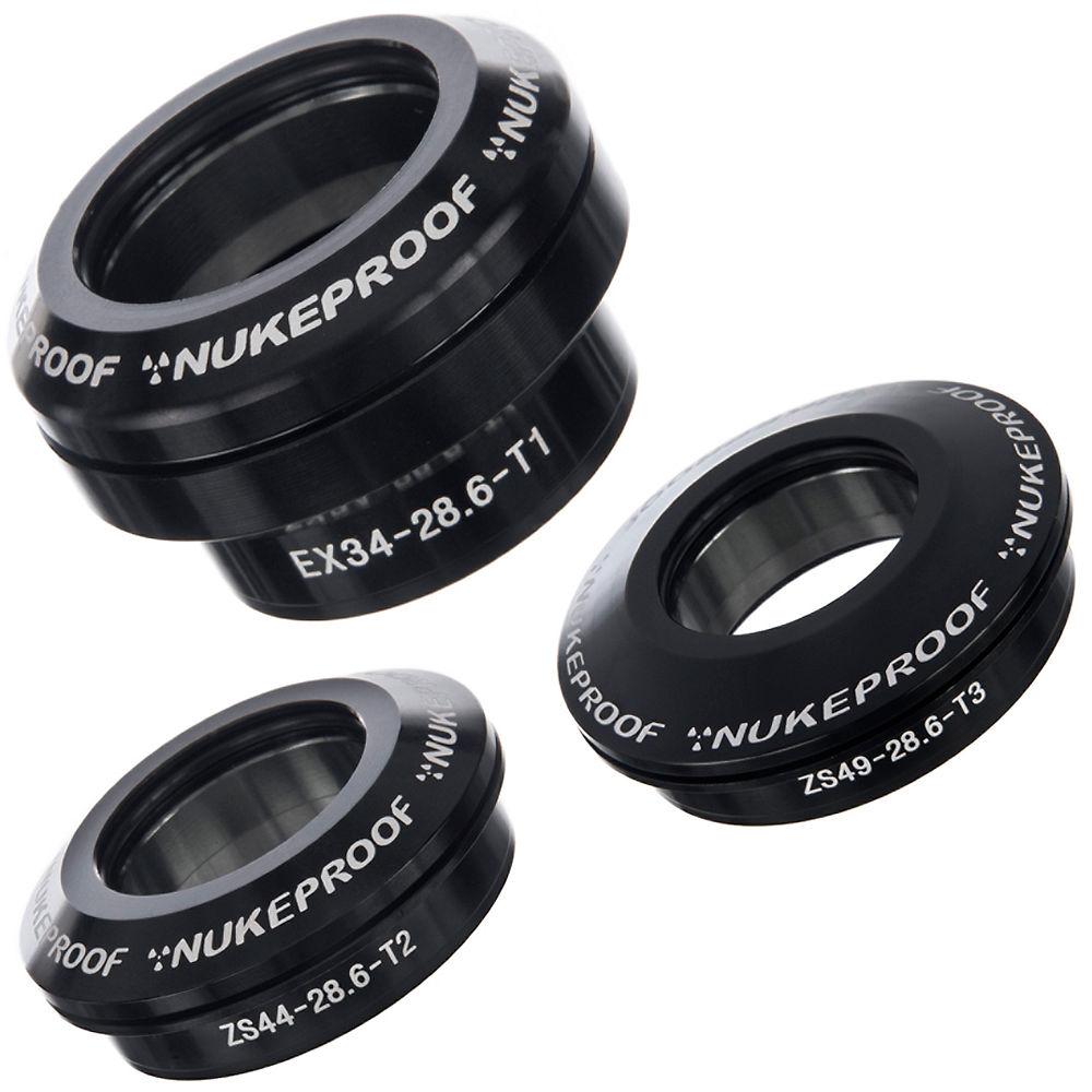 Nukeproof Neutron Top Headset Cup - Black - Ex34-28.6 - T1  Black