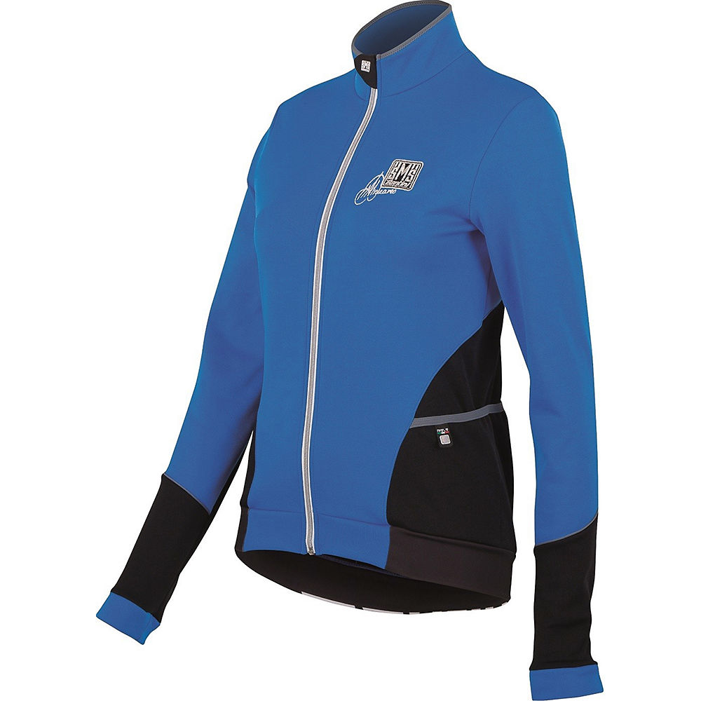 Santini Womens Mearsey LS Thermofleece Jersey AW14 £40.0 (59% Off). 617145d3b
