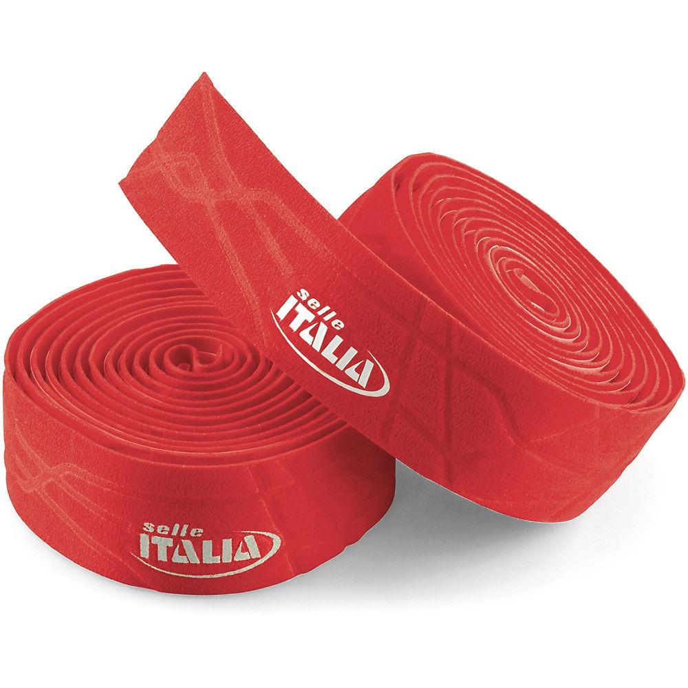 Nastro Manubrio SMOOTAPE Gran Fondo Selle Italia rosso, rosso