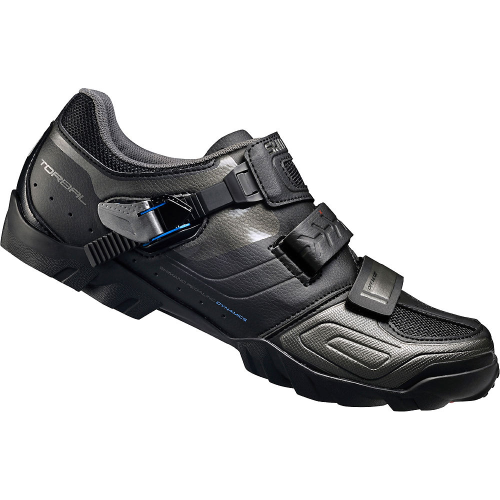 Shimano M089 MTB SPD Shoes 2017 - Black - EU 47, Black
