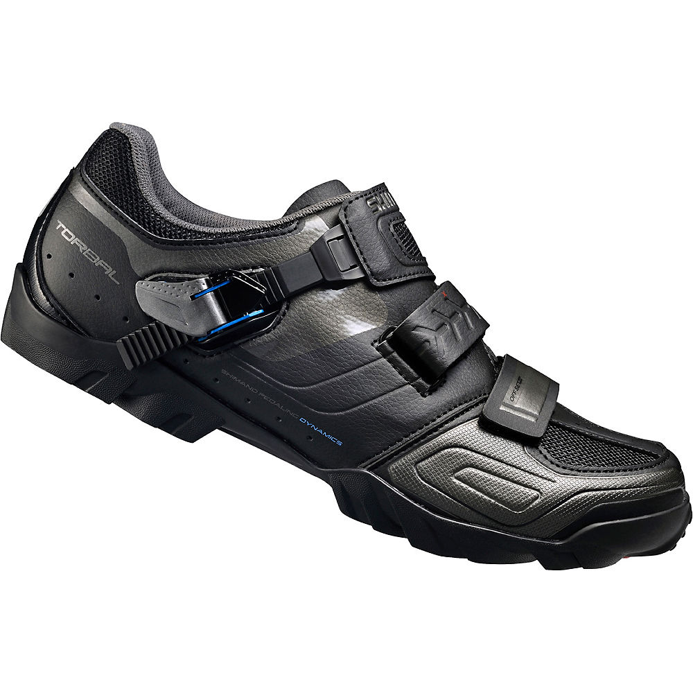 Shimano M089 MTB SPD Shoes - Wide Fit 2017 - Black - EU 48, Black