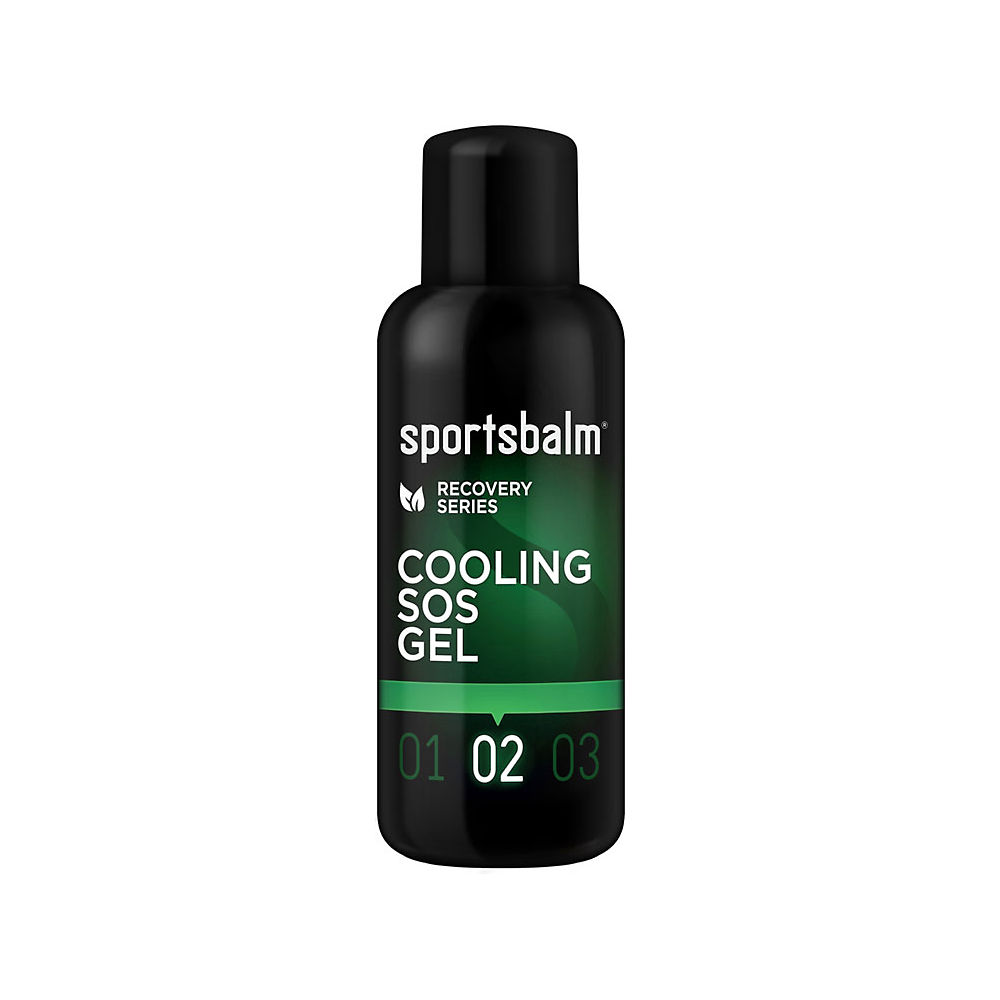 Image of Cooling SOS Gel Sportsbalm Recovery Series - 200ml