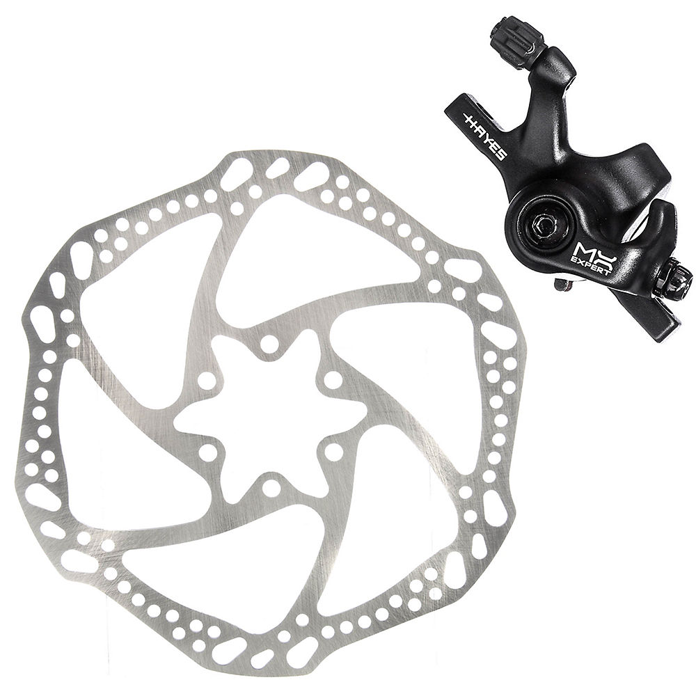Image of Freins à disque VTT Hayes MX Expert + 160mm Rotor - Noir - Front or Rear, Noir