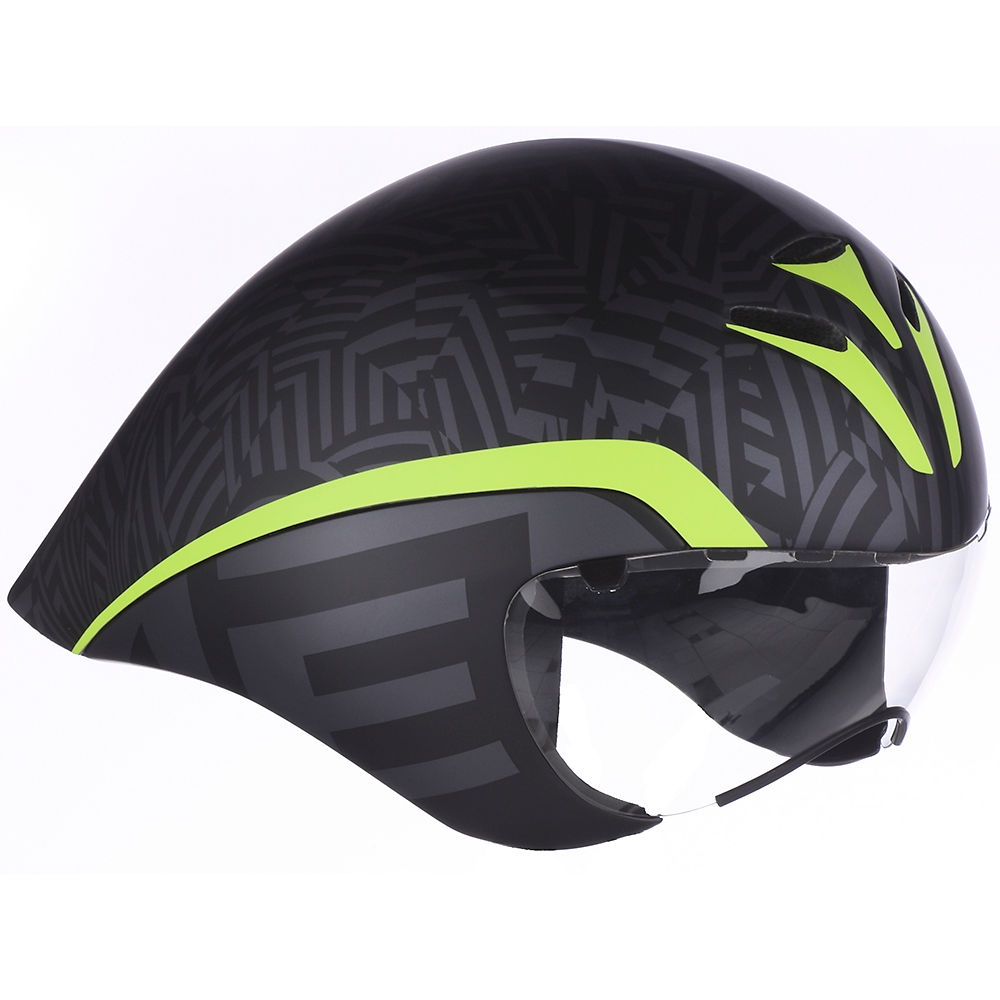 MET Drone TT Helmet 2017 - Texture Black - Green, Texture Black - Green