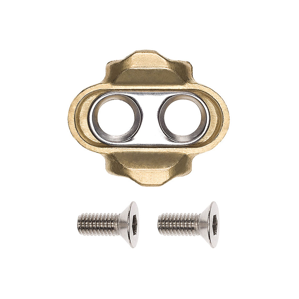 Image of Tacchette Premium - crankbrothers - oro - For Eggbeater/Mallet/Candy/Acid/Smarty Pedals, oro