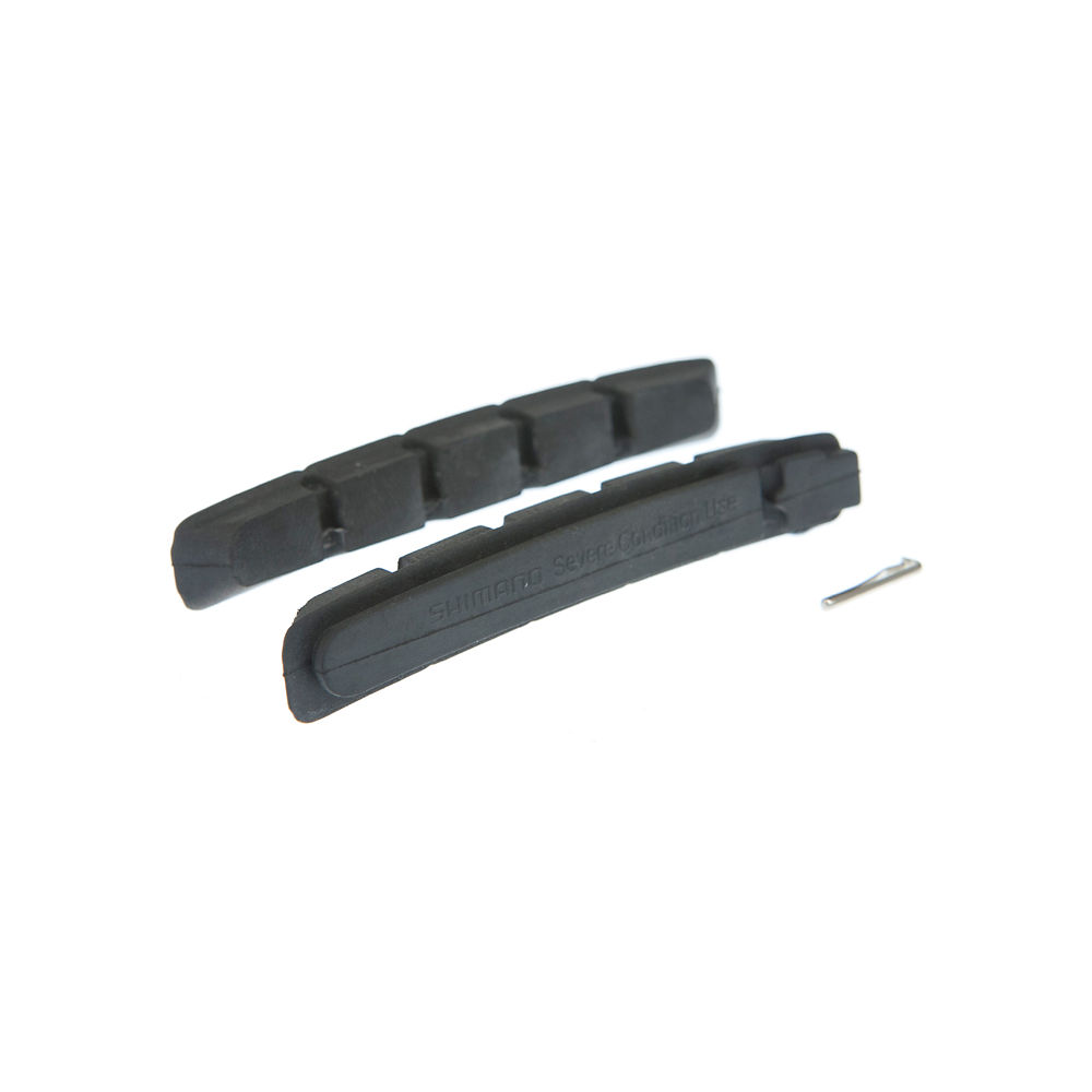 Shimano Xtr-xt-lx-deore-dxr (m70ct4) Brake Pads - Black - Pair - Severe Compound  Black