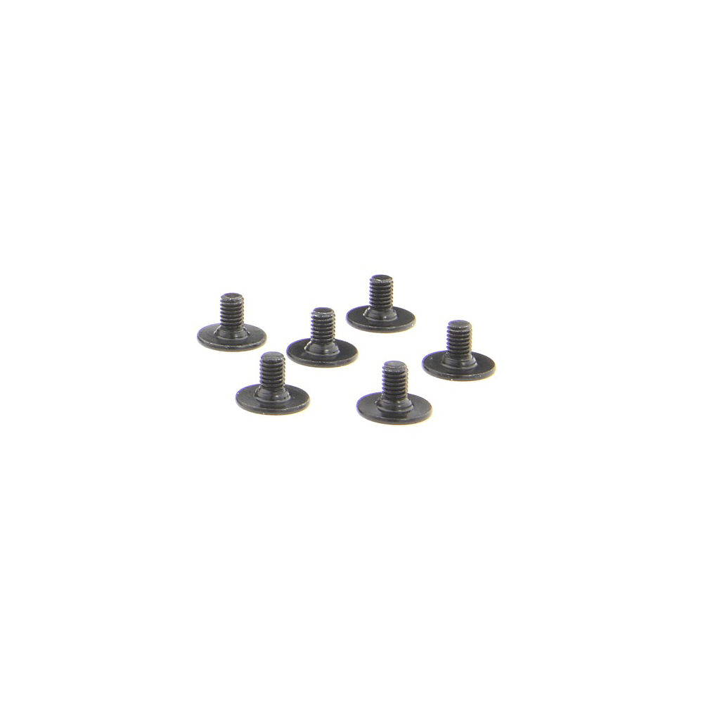 Shimano PD-R540 Cleat Bolts - Black - 6 Pack, Black
