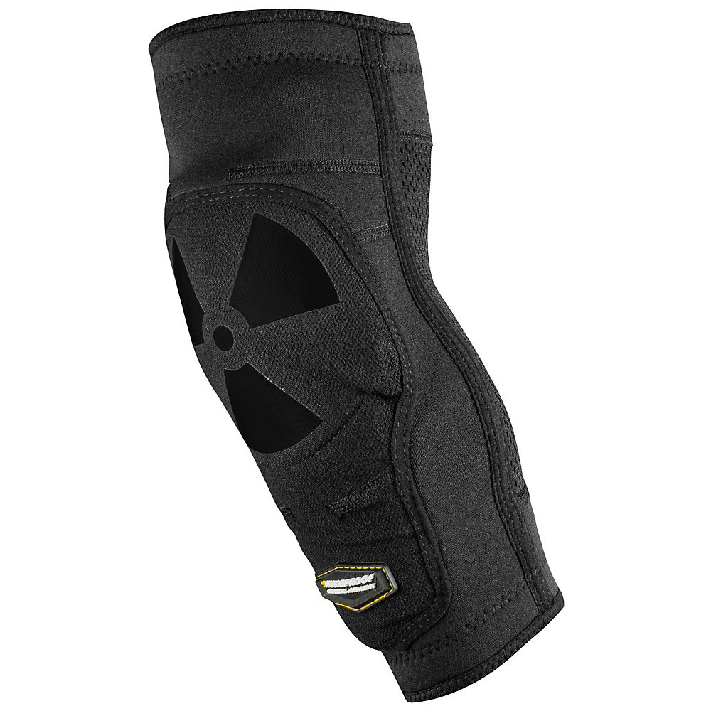 Nukeproof Critical Enduro Elbow Sleeve - Black-Black - M, Black-Black