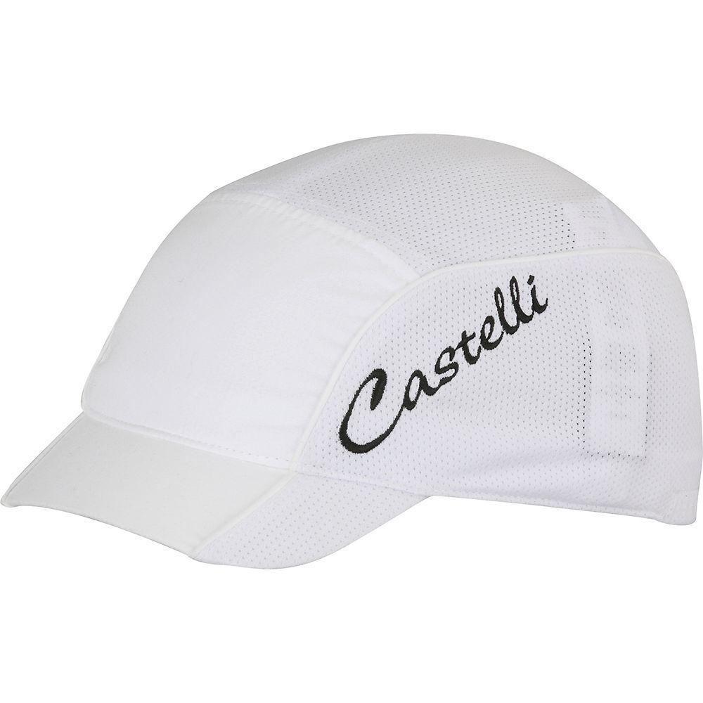 Gorra de ciclismo de verano de mujer Castelli SS17