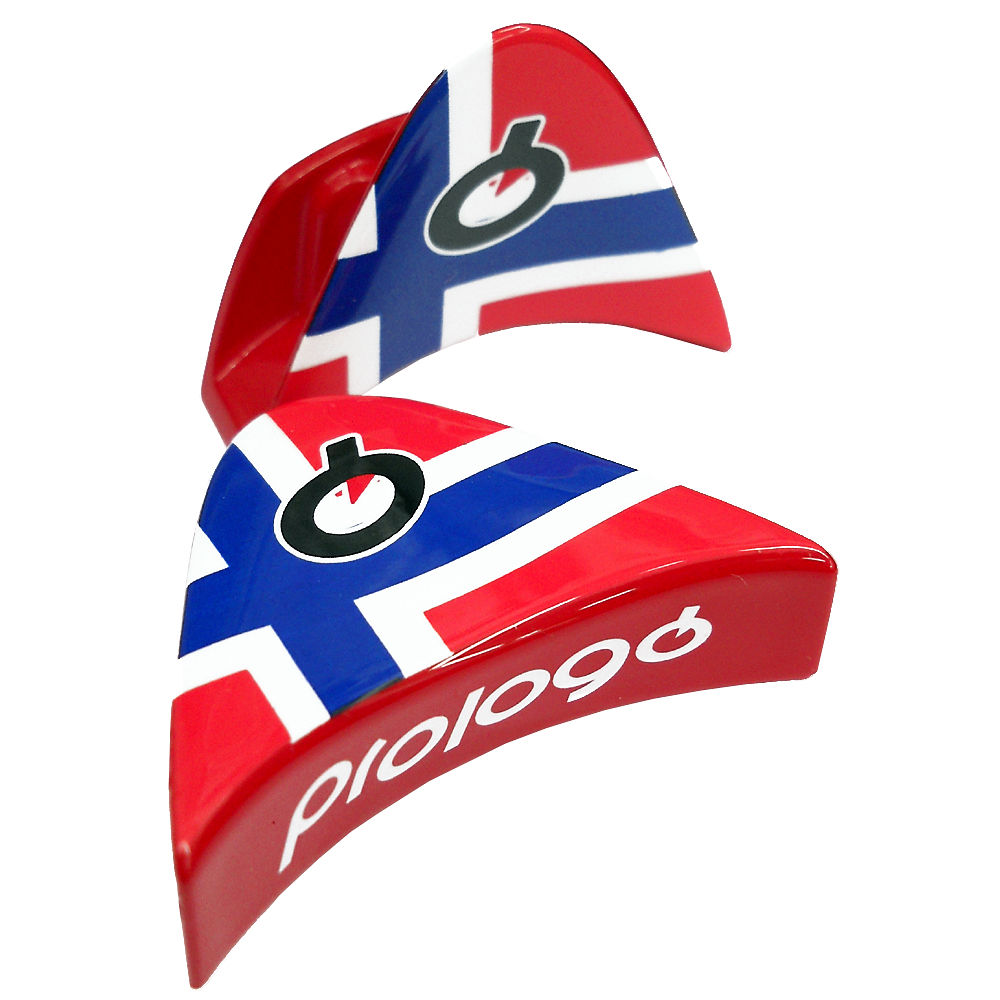 Image of Fixation de selle PROLOGO World U - Norway Flag, Norway Flag
