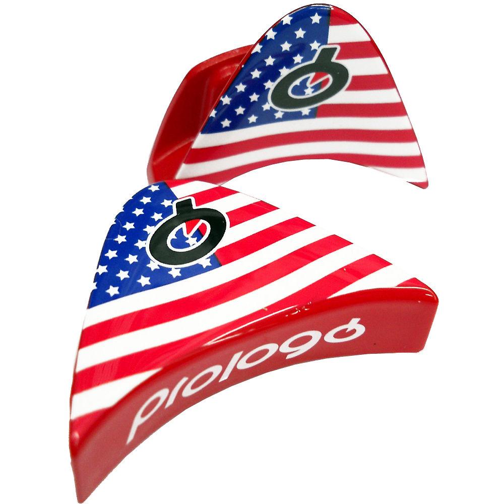 Image of Fixation de selle PROLOGO World U - United States Flag, United States Flag