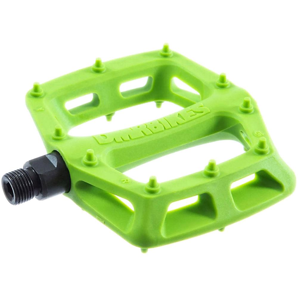 Dmr Dmr V6 Flat Pedals - Green  Green