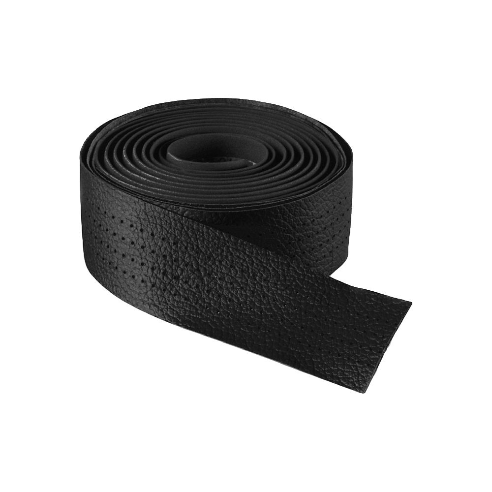 Image of Ruban de cintre Selle Italia SMOO Classica Leather - Noir, Noir