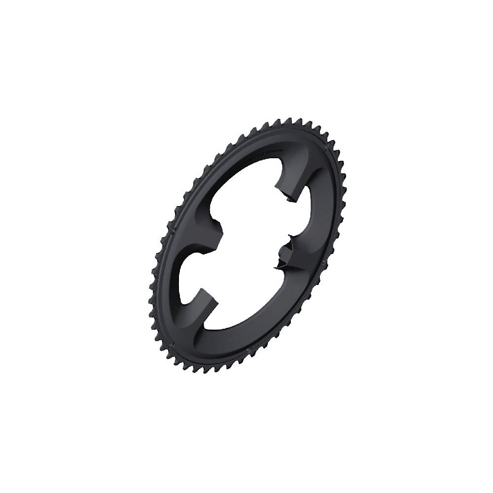 Shimano 105 Fc5800 11sp Double Road Chainrings - Black - 53t  Black