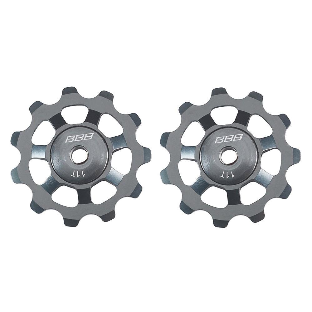 BBB AluBoys Jockey Wheel - Grey, Grey