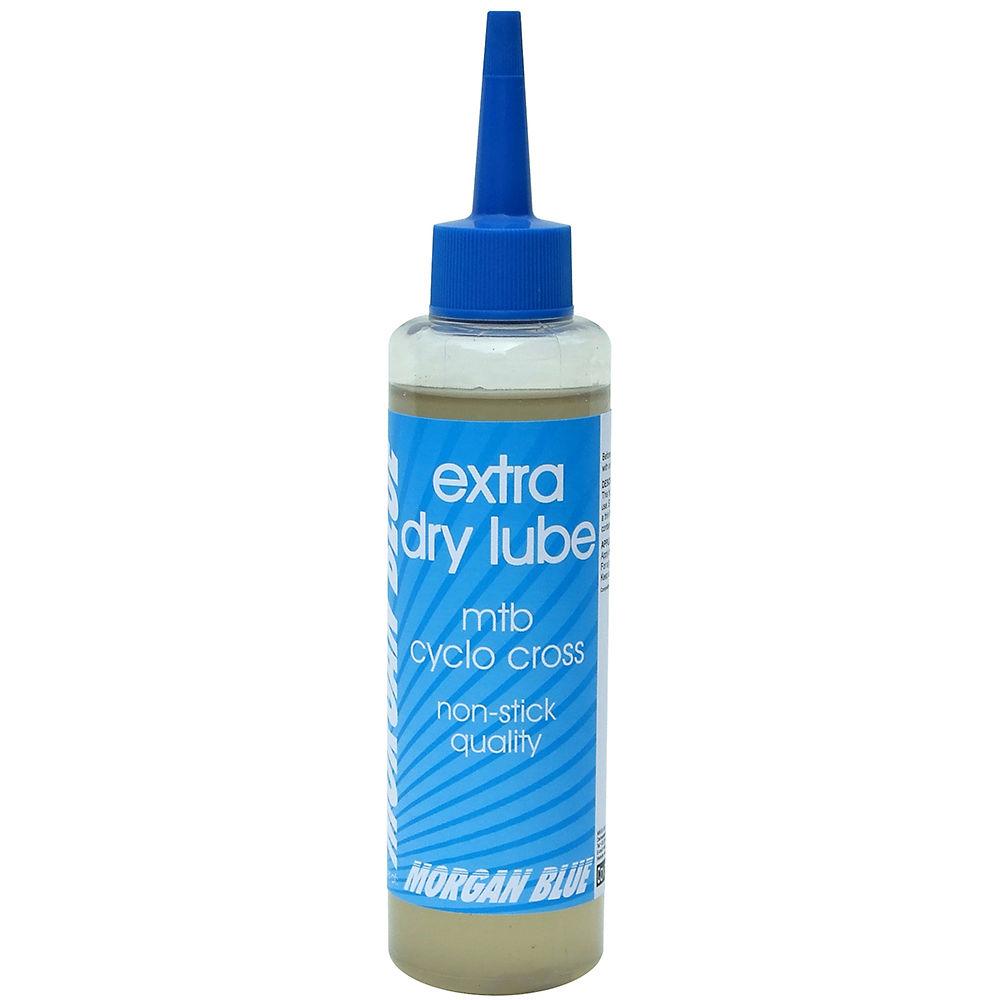 Morgan Blue Extra Dry Lube - MTB Cyclo Cross - 125ml
