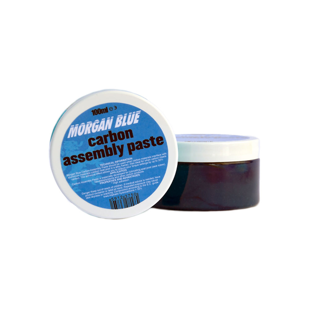Image of Carbon Assembly Paste Morgan Blue - 100ml, n/a