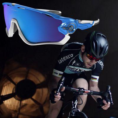 Gafas de sol de iridio Oakley Jawbreaker