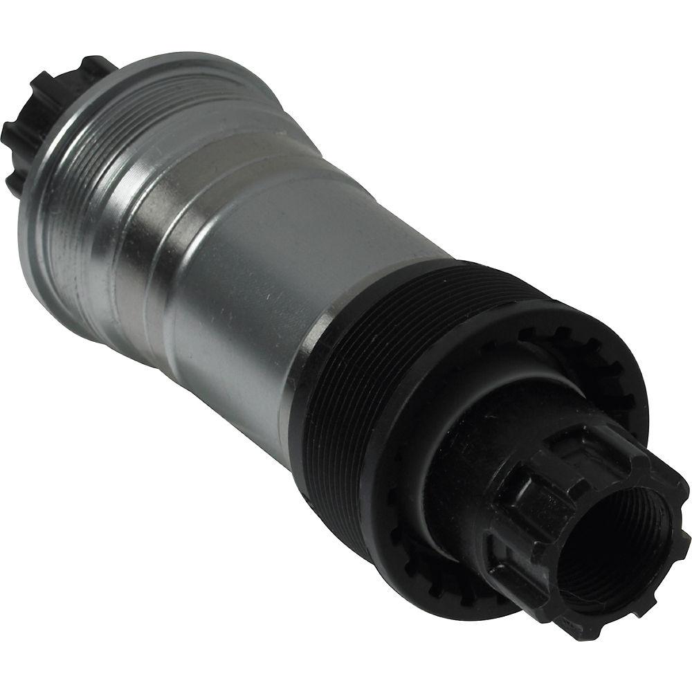 Shimano ES300 Octalink Bottom Bracket - Black - 73mm x 121mm - English Thread, Black