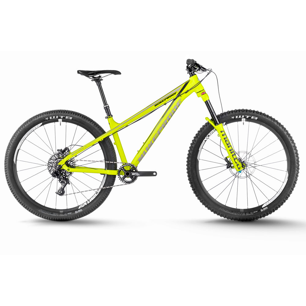 Bicicleta Nukeproof Scout 275 Comp 2016