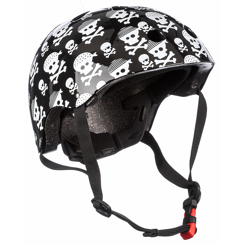 Image of Casque enfant Kiddimoto Skullz