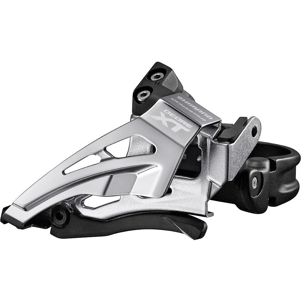 Shimano Xt M8025 2x11 Mtb Front Derailleur - Dual Pull