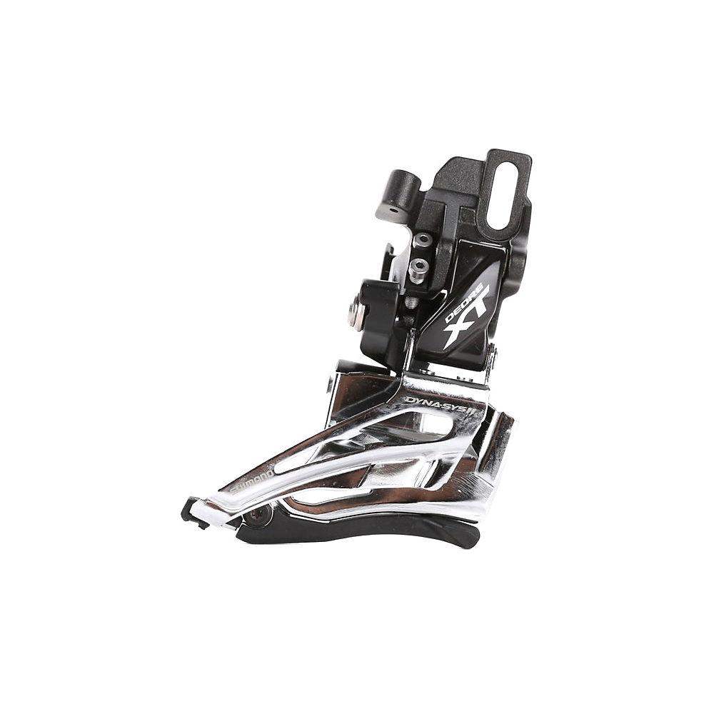 Shimano Xt M8025 Dm 2x11 Mtb Front Derailleur - Dual Pull - Down-swing