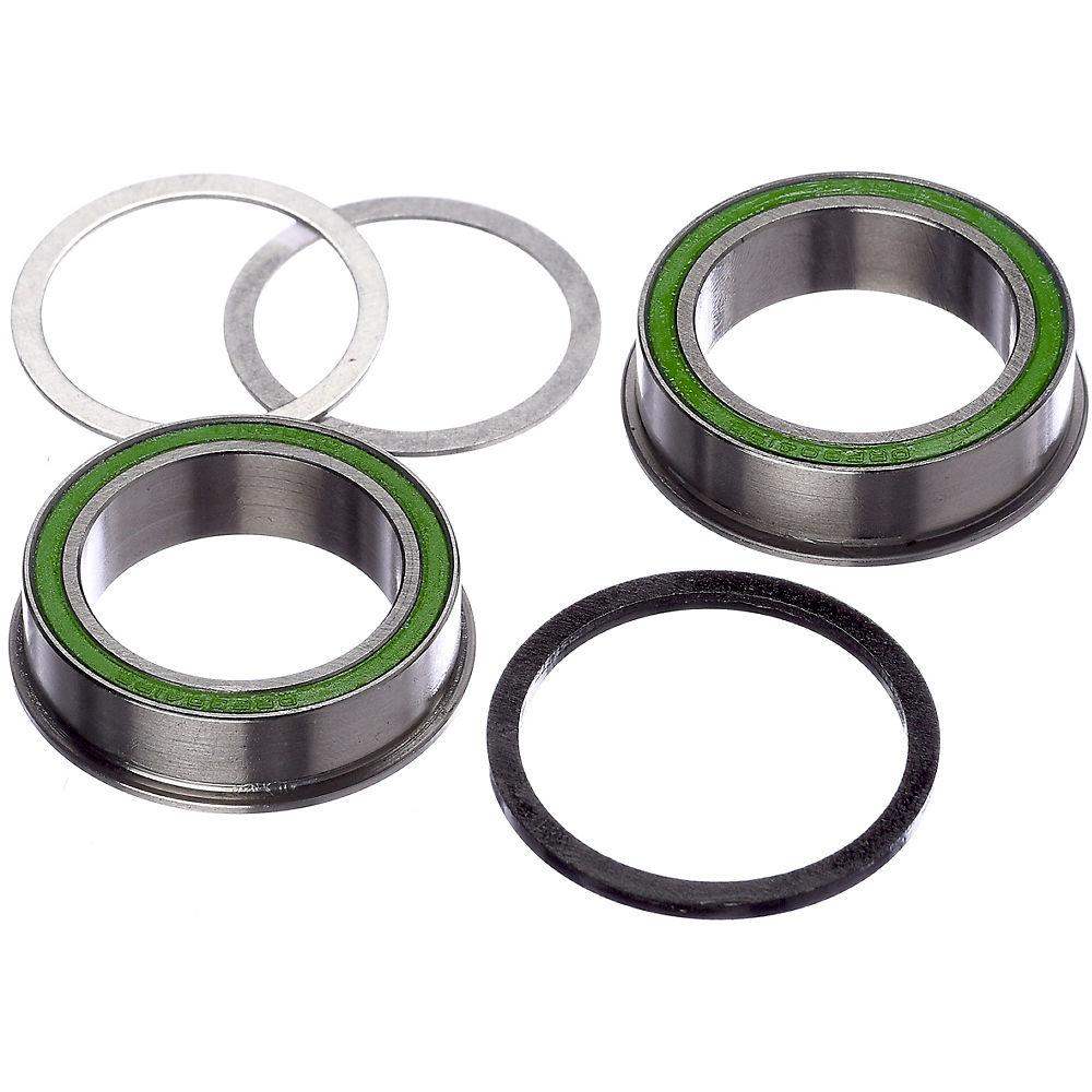 Eje de pedalier de ajuste a presión Hope PF41 (30 mm) - Negro - PF41 - 30mm Spindle, Negro