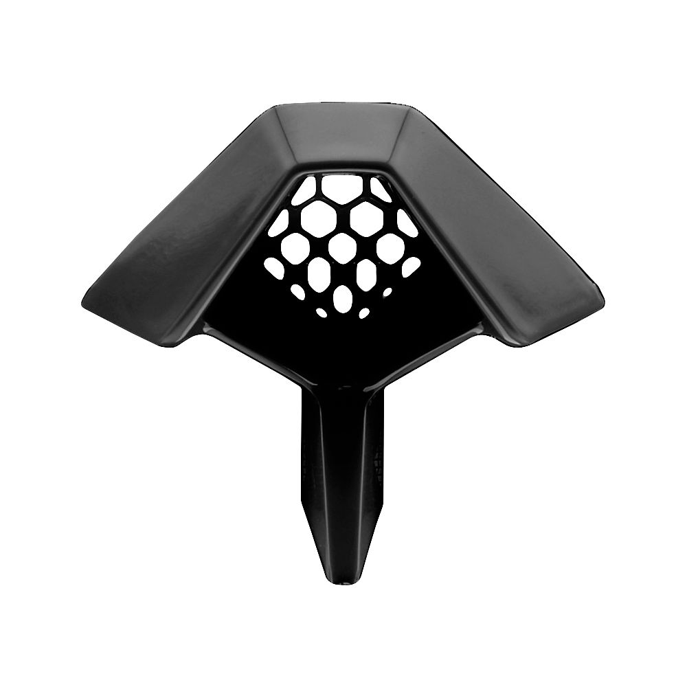 100% Aircraft Replacement Mouthpiece - Black  Black