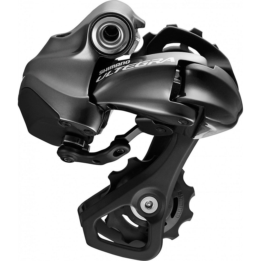 Shimano Ultegra Di2 6870 11 Speed Rear Mech – Grey – Short Cage, Grey