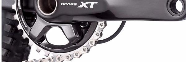 Shimano XT 1x11 Drivetrain Groupset