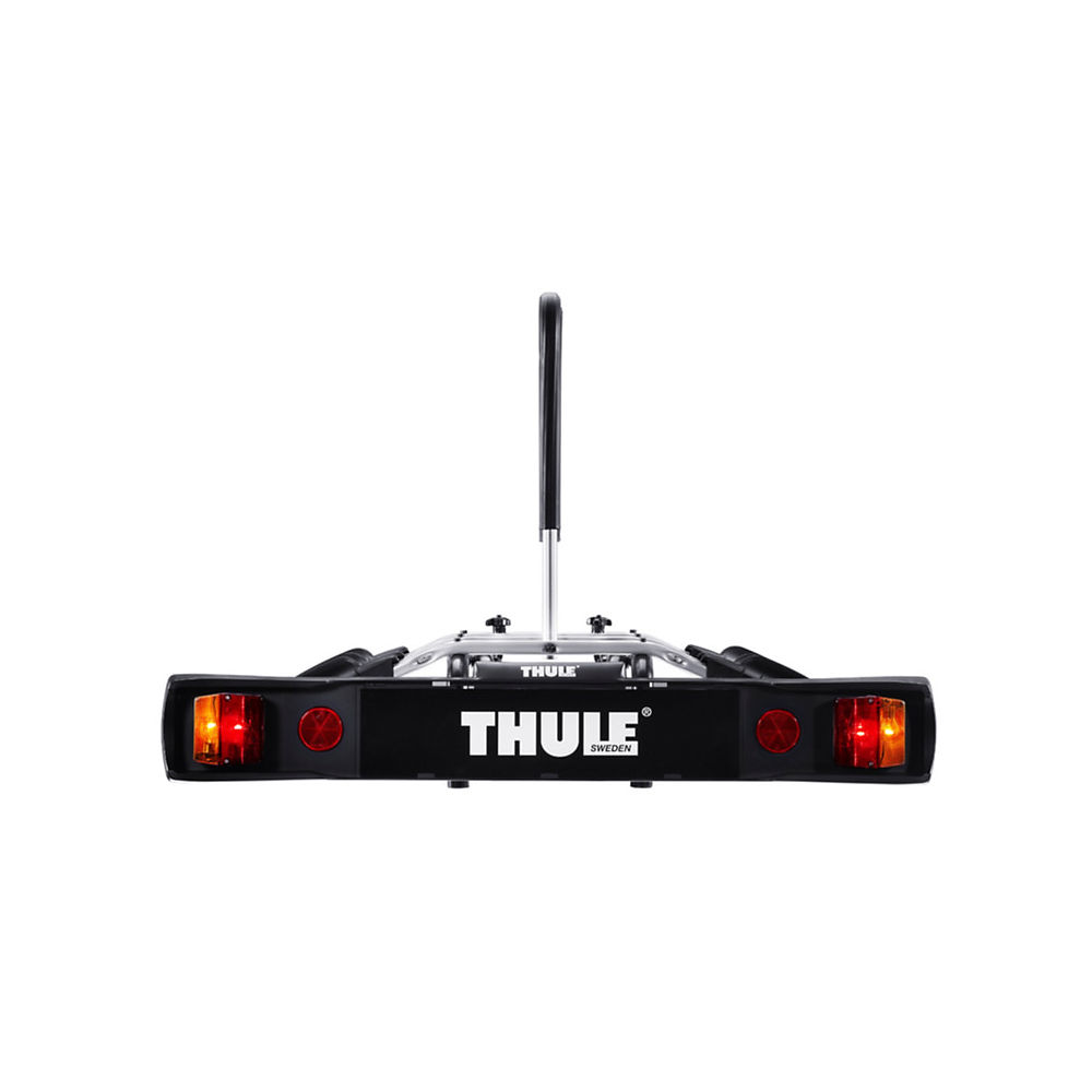 Thule 9503 Rideon Towball Rack - 3 Bike - Black  Black