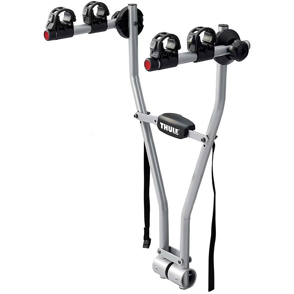 Thule 970 Xpress Towball Carrier - 2 Bike - Black  Black