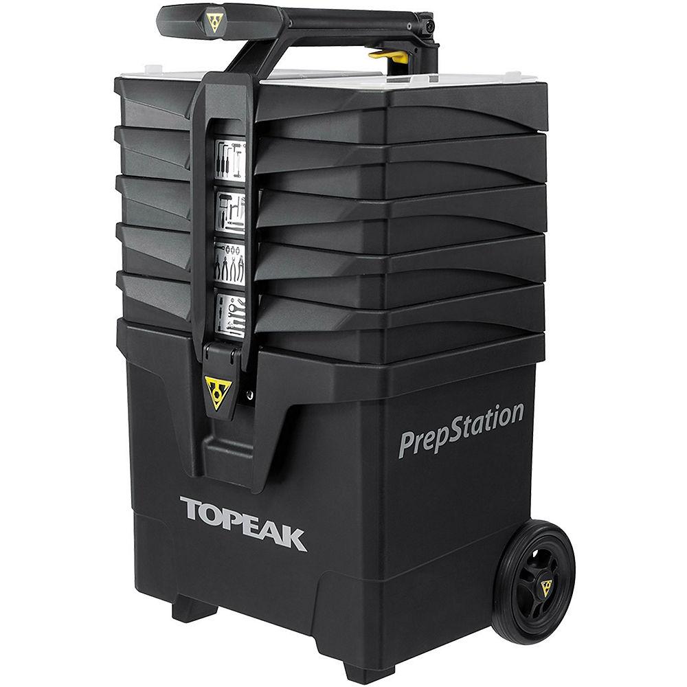 Kit de herramientas de 52 piezas Topeak Prepstation, n/a