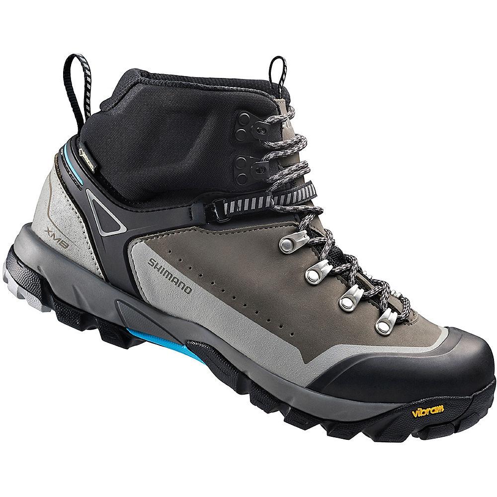 Shimano Xm9 Gore-tex Mtb Spd Boots - Sole Grey - Eu 41  Sole Grey