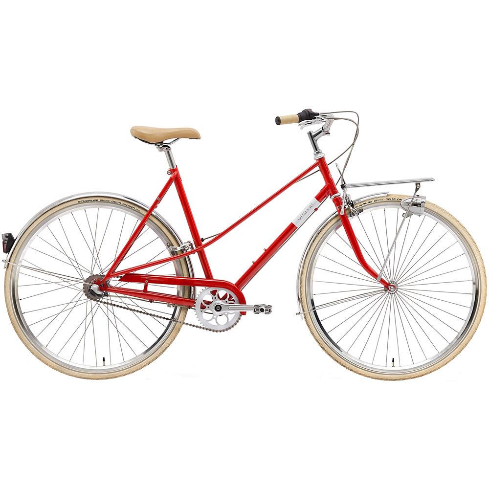 Bicicleta de mujer Creme CafeRacer Solo 7 velocidades 2016