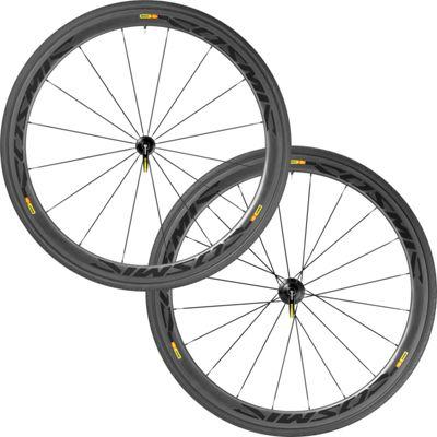 Juego de ruedas tubulares de carretera Mavic Cosmic Carbone 40 2016