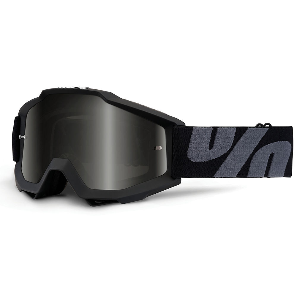 100% Accuri Goggles - UTV-ATV - Superstition Black Sand - Dark Smoke, Superstition Black Sand - Dark Smoke