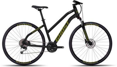Bicicleta urbana de mujer Ghost Square Cross 4 2016